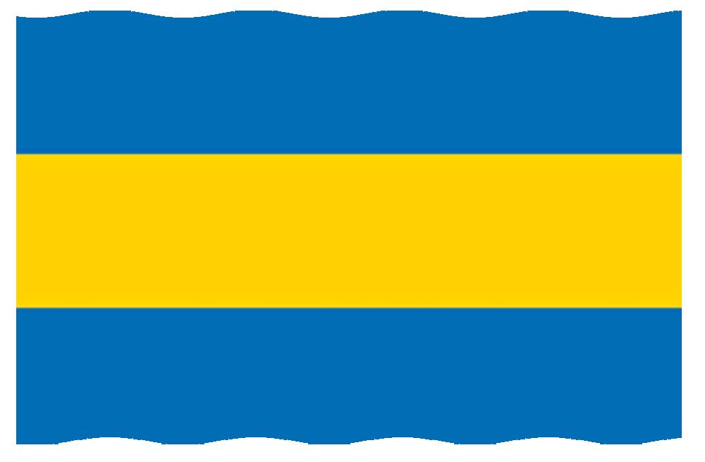 Ålands inoficiella flagga från 1922