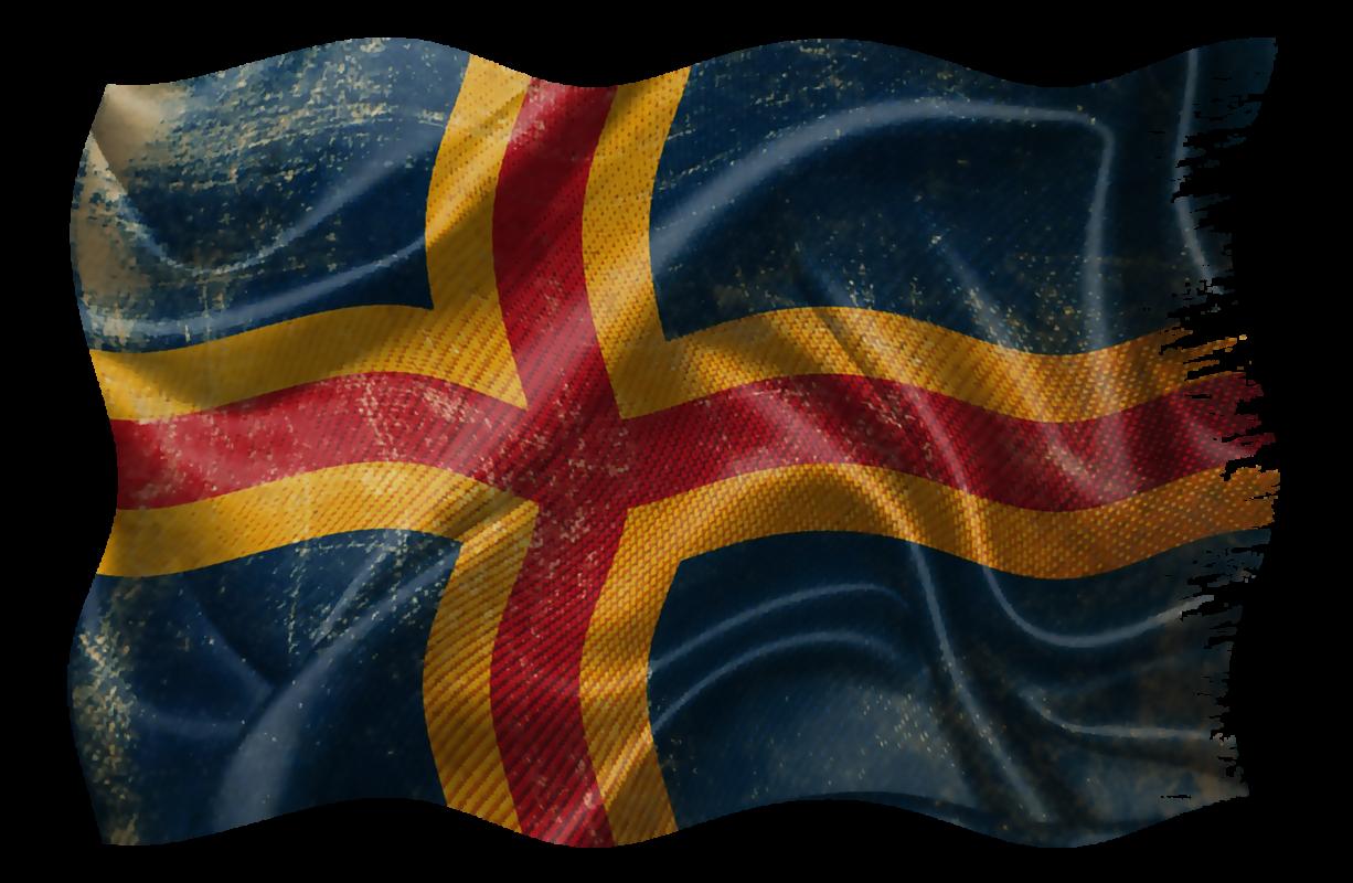 Gammal flagga